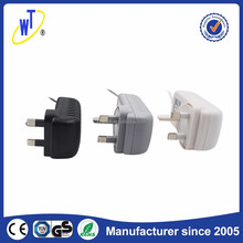 12W 12V 1A AC DC power adapter plug-in wall mount adapter