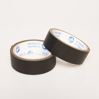 Automotive Adhesive Crepe Waterproof Black PVC Tape