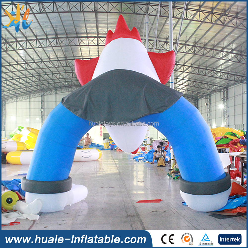 Best price inflatable arch, inflatable advertising for sale