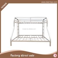 Factory Price Double Decker Queen Size Triple Metal Bunk Beds For Sale Y