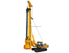 XR180D/II Soil condition construction drilling machine hydraulic drilling rig