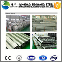 Strut Galvanized U Beam Steel C Channel Purlin
