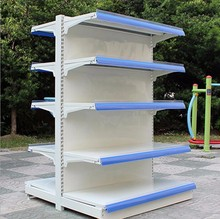 2019Customizable double-sided multi-layer supermarket <strong>shelves</strong> for display