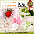 Wholesale Cheap Earphone 3.5MM For iPone 5/5s Stereo Earphone
