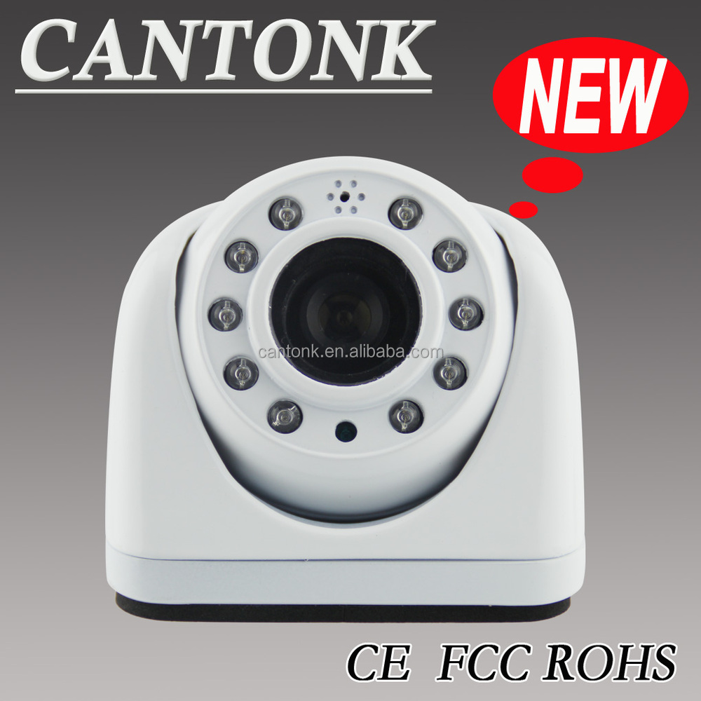 CCTV Car/Vehicle Camera with optional aviation connector