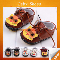 Besting selling funny kids sport shoe prewalk baby shoes branded soft hard sole baby shoes SA-059