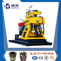 rock drill hydraulic hand HF200 water well drilling rig
