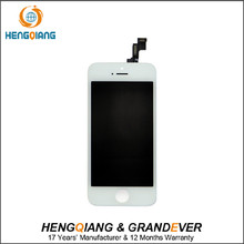 Lower Price for iphone 5s lcd digitizer with touch screen display assembly