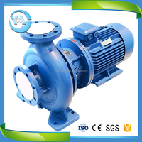 Booster residential fire water pump