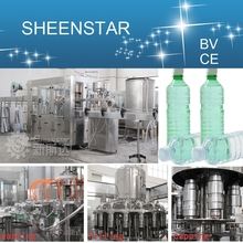 hot sale Perfect clear water pouring machine