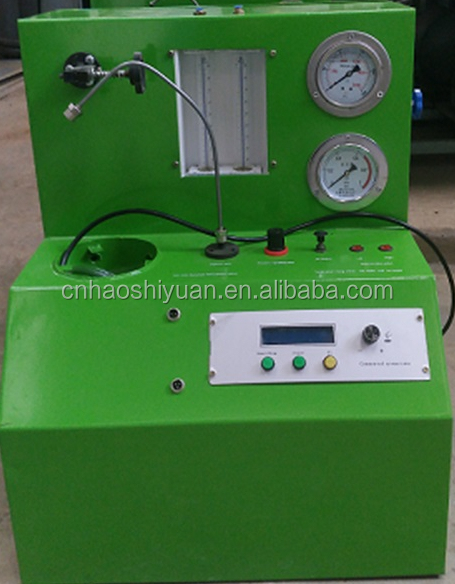 PQ1000 Bosch Denso Common Rail Injector Tester with ultrasonic cleaner
