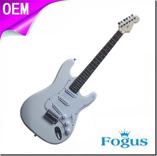 Global Cheap ST Style Electric Guitar