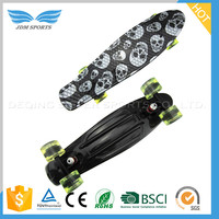 Bottom Price Good Reputation Cruiser Plastic Fish Skateboard Complete