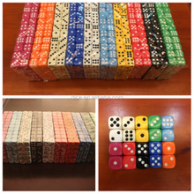 14mm color dice /14 toy accessories drink dice/Toy dice collection