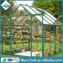 low price good quality new design Eco-friendly commercial used greenhouse sale for garden