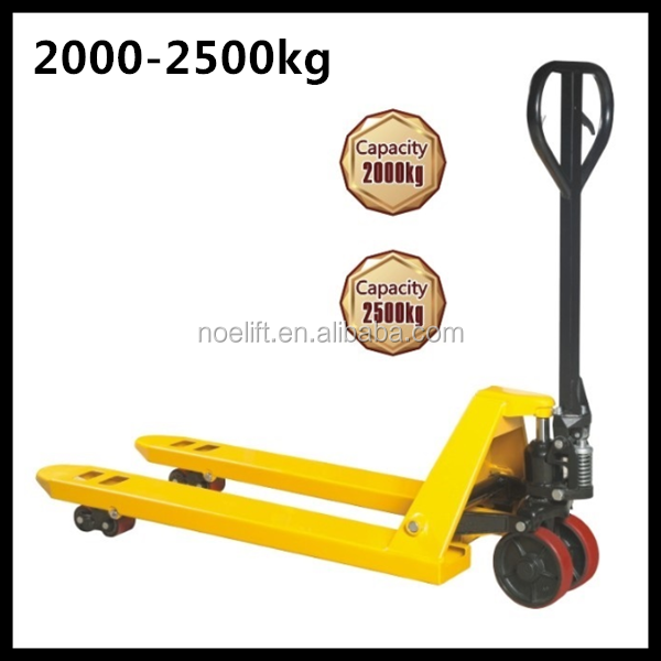 Hangzhou forklift 3ton mini hand pallet trucks for sale
