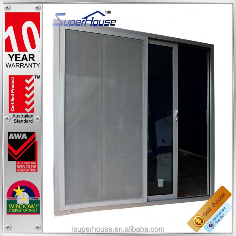 Economical sliding fly screen door made in China