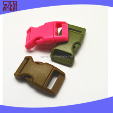 plastic dog leash buckle ,plastic side release buckle,nylon webbing plastic buckle for dog