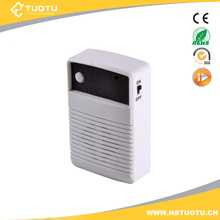 Motion activated voice recorder