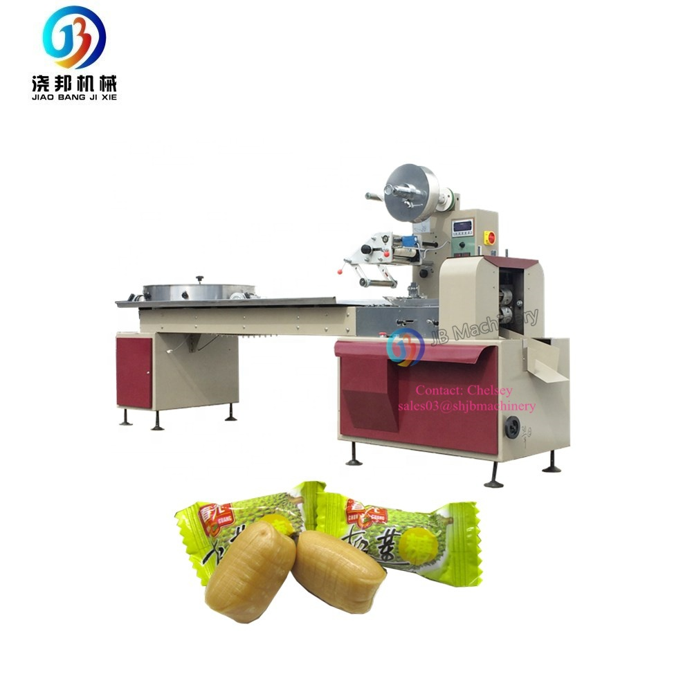 JB-800 Automatic Small Sweet Candy Packing Machine,sachet candy packaging machinery
