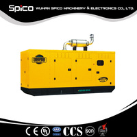 SPICO(CHINA) low price soundproof diesel generator