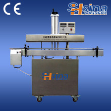 Auto electromagnetic induction aluminium foil sealing machine