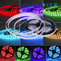 Flexbile Type 5m 300 Addressable Waterproof RGB SMD 5050 12v led Strip Light