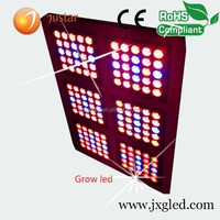 230w pure aluminum cob led grow light