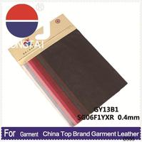 2015 wholesale artificial easy cleanly leather for pu sofa Factory direct sale