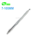 Fctory price Telescopic FM hf Radio Antenna SMA Connector AM FM Radio Antenna