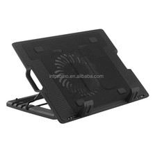 hot model double fans ergo stand laptop cooling pad/cooling stand/laptop cooler