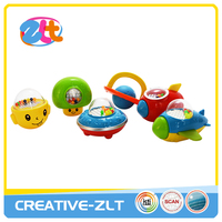 High quality organic teether baby rattle toys