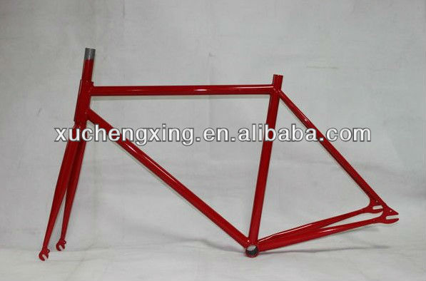700C Chrome Bicycle Frame