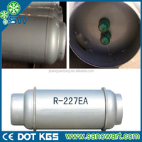 HFC-227ea with high quality for fire extinguish