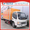 Factory supply 5tons JAC explosion proof truck on sale