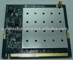 WiFi Atheros Mini PCI Card (MMCX)