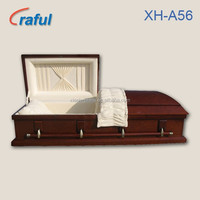 American Style Funeral Casket Coffin for sale(XH-A56)