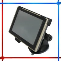 GPS Navigation with 5.0'' TFT touch screen