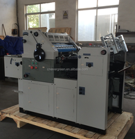 offset press numbering print machine