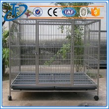 new style large dog cages , square tubing dog cage