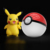 Lovely pokemon power bank charger with 10000mah