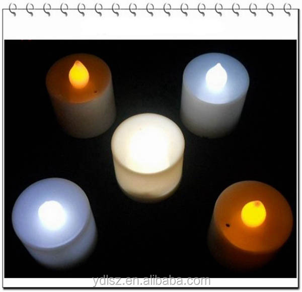 Made in China flameless candle decorative party candle