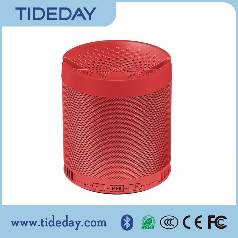 vibration Top selling small bluetooth speaker for christmas gifts