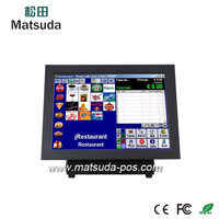 2016 new year 15 inch Touch Screen Intel POS System, Windows POS Device and Support Rear Monitor
