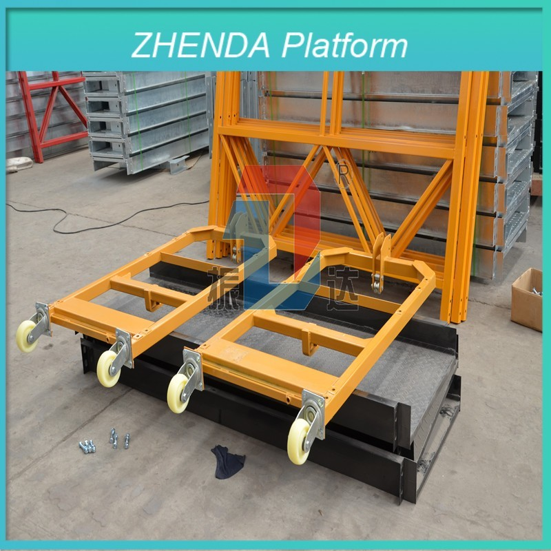 Zlp Roof Lifting Mechanism New Product On China Market Suspended Platform Type