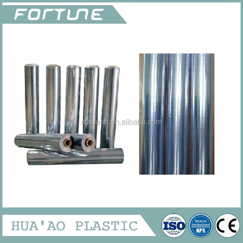 pvc mattress packing film normal clear film