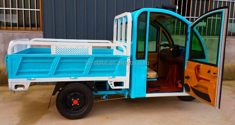 Electric cargo tricycles pickup and passengers rickshaws/tuk tuk/bajaj/motorcycles/cyclomotor 11000012