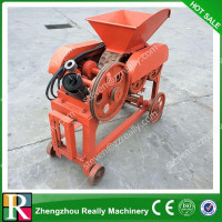 Press coal briquette machine, lime powder briquette machine