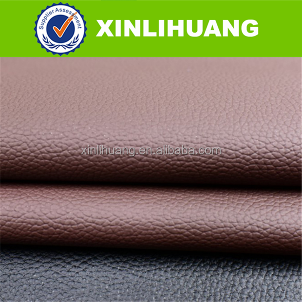 Good Quality Soft Modern PU Leather Material for Sofa