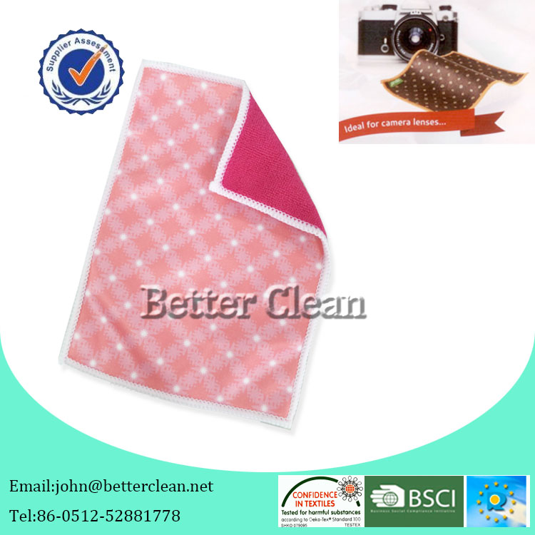 2014 new style screen cleaner fabric